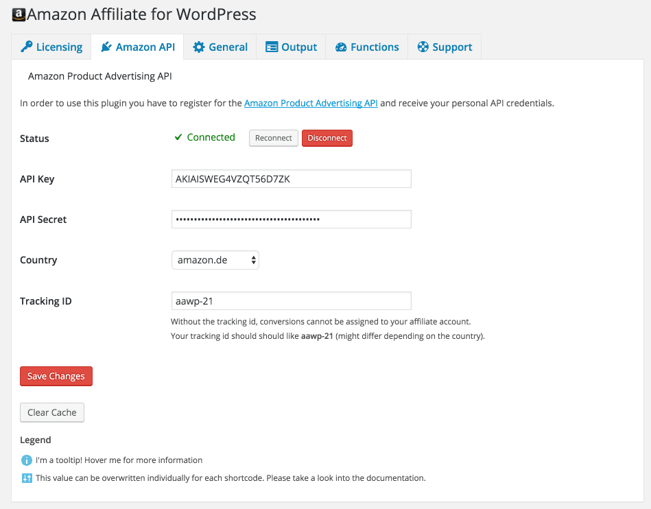 Amazon Affiliate WordPress Plugin (AAWP) review