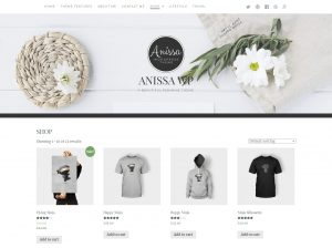 Anissa WordPress Theme Review