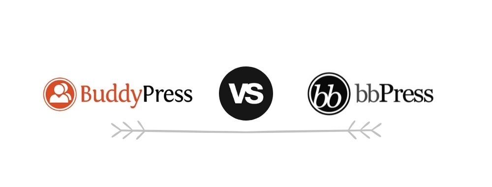 BuddyPress vs bbPress comparison of similarities and differences