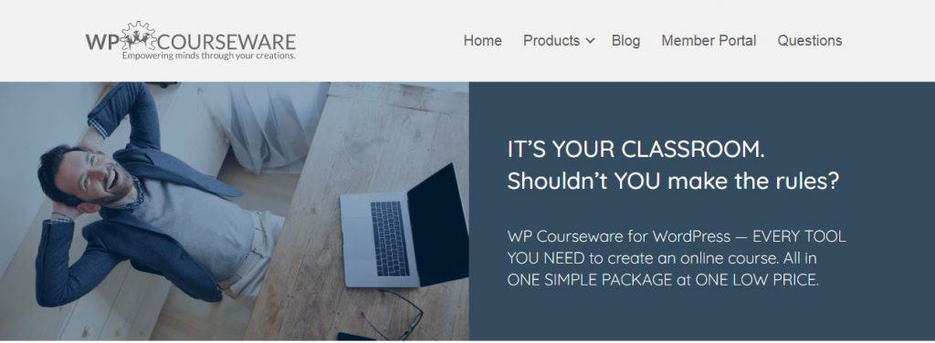 WP Courseware Review