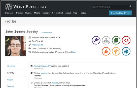BuddyPress Overall