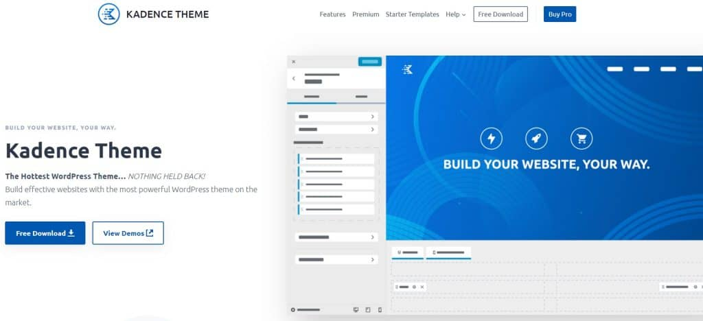 kadence-wordpress-theme