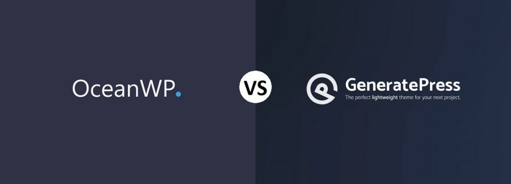 OceanWP Vs. GeneratePress