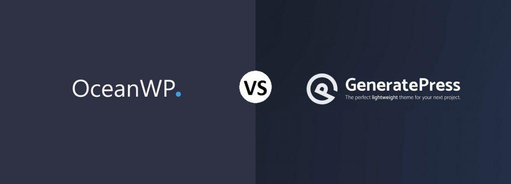 OceanWP Vs. GeneratePress
