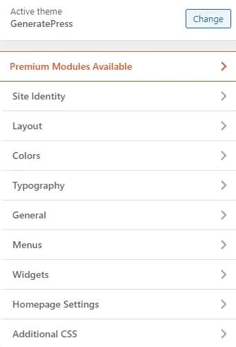 GeneratePress-Theme-Options